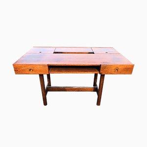 Schreibtisch aus Palisander von Saporiti, 1960er