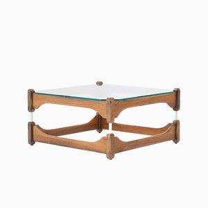 Table Basse Mid-Century, Italie, 1960s