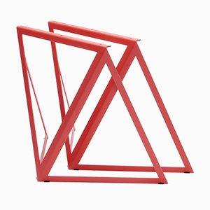 Stahl Tischbeine von NEO / CRAFT, 2er Set