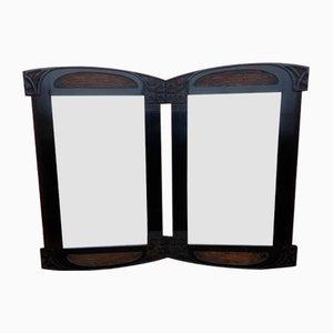 Specchi Art Nouveau, anni '10, set di 2