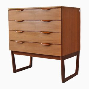 Mid-Century Chest of Drawers from Europa Furniture, 1970s