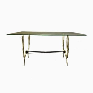 Coffee Table from Maison Jansen, 1950s