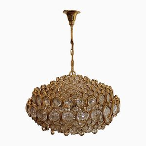 Large Chandelier by Gaetano Sciolari for Palwa, 1960s