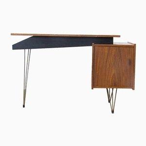 Kleiner eleganter Bürotisch, 1960er