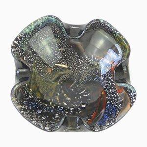 Cenicero Mid-Century de cristal de Murano de AVEM