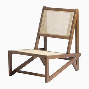 Niedriger Ti Stuhl von STUDIO ADÓNDE für Kann Design