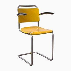 21/201 Stuhl von Willem Hendrik Gispen für Gispen, 1932