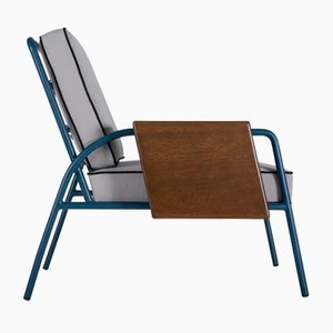 Zakari Sessel von AGENCE REDHOOD für Kann Design