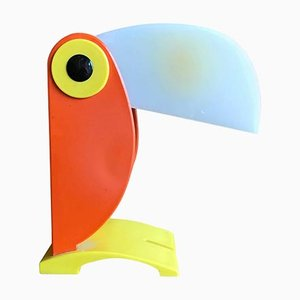 Toucan Table Lamp from OTF, 1968