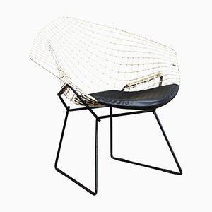 Diamond 421 Chair by Harrie Bertoia, 1952
