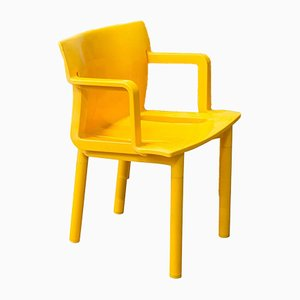 Model 4870 Side Chair by Anna Castelli Ferrieri for Kartell, 1986