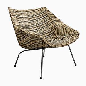 Modell 416 Stuhl von André Cordemeyer für Gispen, 1950er