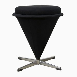 Low K3 Cone Stool by Verner Panton for Rosenthal, 1960s