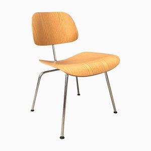 Sedia DCM in legno di Charles e Ray Eames per Vitra, 1946