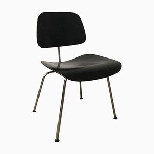 Chaise DCM par Charles and Ray Eames pour Herman Miller, 1940s