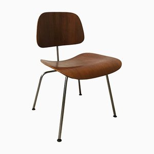 Wooden DCM Chair by Charles and Ray Eames for Herman Miller, 1940s