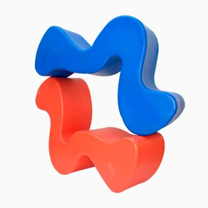 Phantom Chairs by Verner Panton, 1990s, Set of 2