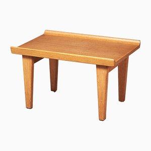 Petite Table d'Appoint en Chêne par Børge Mogensen, 1960s