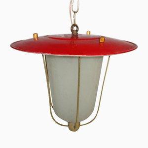 Mid-Century Lampe