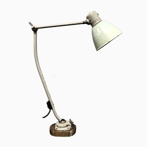 Industrial German Workshop Lamp by Marianne Brandt for Kandem Leuchten, 1930s