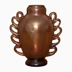 Vase aus Muranoglas von Christian Dior, 1960er