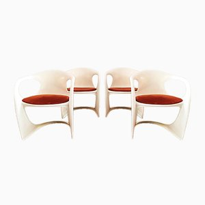 Space Age Chairs from Casala, 1960s, Set of 4