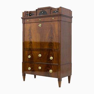 Antique Empire Secretaire, 1800s