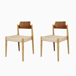 SE 119 Stühle von Egon Eiermann für Wilde+Spieth, 1950er, 2er Set
