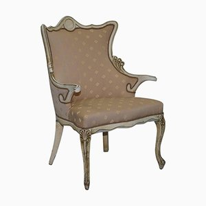 Late 19th Century French Occasional Armchair