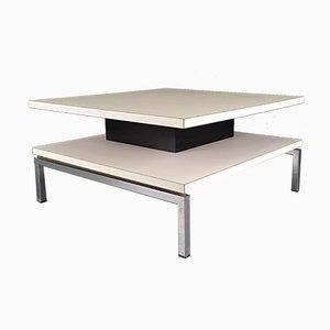 Table Basse à 2 Niveaux de Interlübke, 1970s