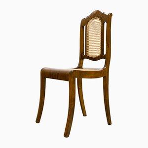 Antike Biedermeier Stühle, 2er Set