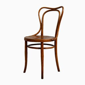 Antique Austrian Bentwood Chairs from Jacob & Josef Kohn, Set of 6