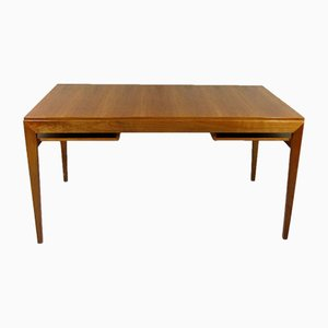 Walnut Architecture Desk, 1960s