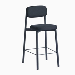 Residence Bar Chair by Jean Couvreur for Kann Design