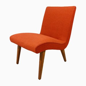Vostra Easy Chair by Jens Risom for Knoll, 1950s