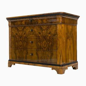 Antique Biedermeier Dresser, 1835