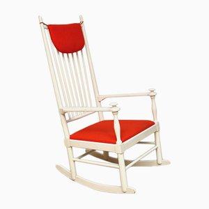 Rocking Chair Isabella par Karl-Axel Adolfsson pour Gemla, 1960s