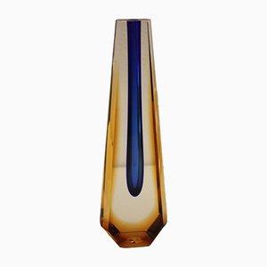 Glass Vase by Pavel Hlava, 1970s