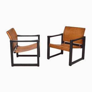 Safari Armchairs by Karin Mobring for Ikea, 1970s, Set of 2