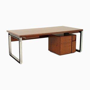 T333 Schreibtischset von Eugenio Gerli & Osvaldo Borsani für Tecno, 1970er