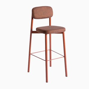 Residence Bar Stool by Jean Couvreur for Kann Design