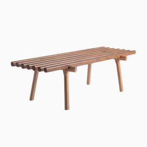 Travis Sitzbank von Jakob Hartel für Kann Design