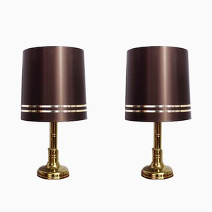Lampes de Bureau de Wortmann & Filz, 1960s, Set de 2