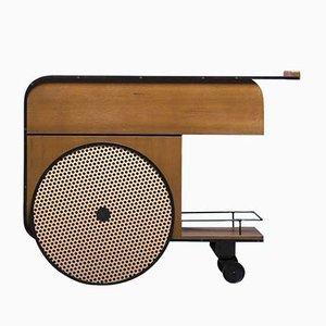 Chariot de Bar par Studio Caramel pour Kann Design