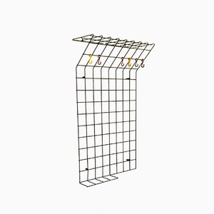 Wall Rack by Karl Fichtel for Drahtwerke Erlau, 1950s
