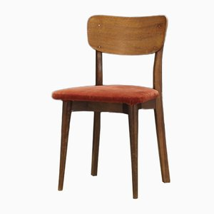 Mid-Century Beech Dining Chair