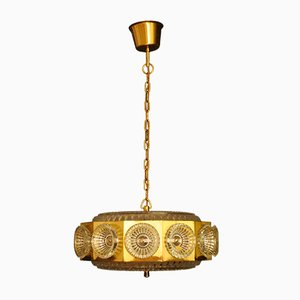Suspension Vintage de Bohemia Glass