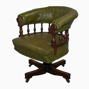 Victorian Office Chair, 1860s