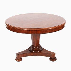 Table de Salle à Manger William IV Antique en Acajou, Angleterre