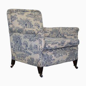 Antique French Club Armchair